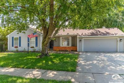 Lawrence Single Family Home For Sale: 3825 Stetson Dr.
