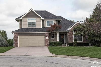 Lawrence Single Family Home For Sale: 1821 Sweetwater Ct