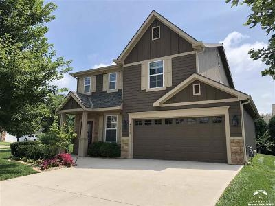 Lawrence Single Family Home For Sale: 4525 Lili Dr