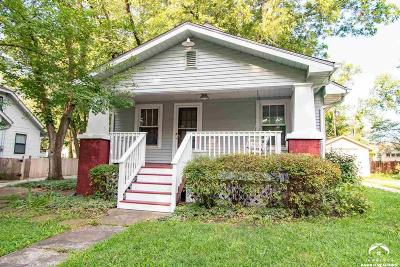 Lawrence Single Family Home For Sale: 1941 Ohio Street