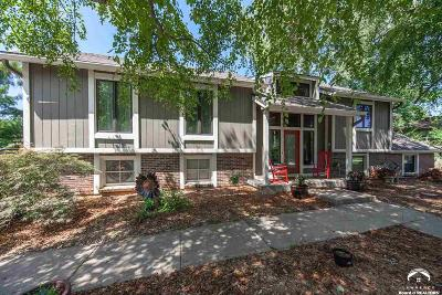 Lawrence Single Family Home For Sale: 1603 Cypress Point Dr