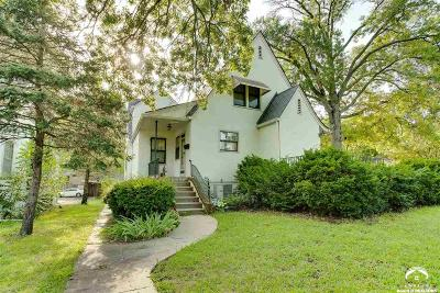 Lawrence Single Family Home For Sale: 846 Arkansas Street