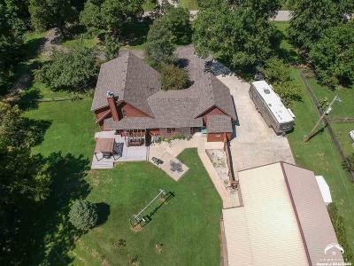 Baldwin City Single Family Home For Sale: 920 4th