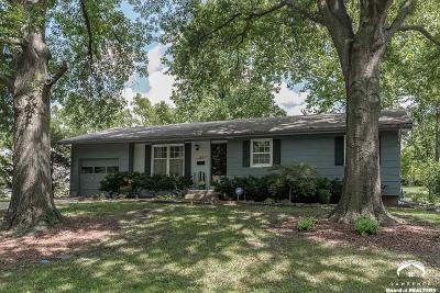 Lawrence KS Single Family Home For Sale: $179,950