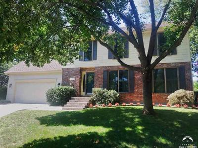 Lawrence Single Family Home For Sale: 1125 Williamsburg Court