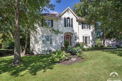 Lawrence KS Single Family Home For Sale: $599,000