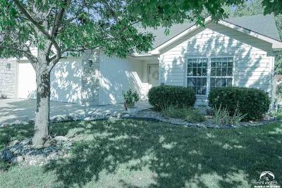 Lawrence KS Single Family Home For Sale: $189,900