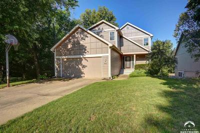 Lawrence Single Family Home For Sale: 1021 Wagon Wheel