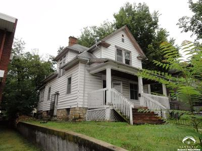 Topeka Single Family Home For Sale: 1016 SW College Ave