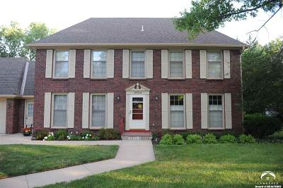 Lawrence Single Family Home For Sale: 2924 Oxford Road