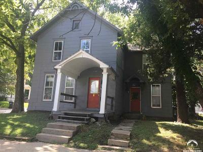 Lawrence KS Single Family Home For Sale: $299,900