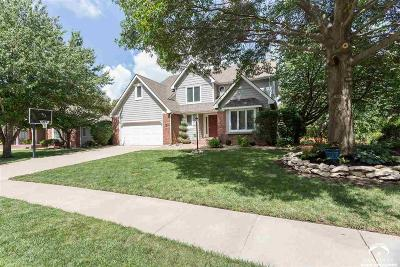 Lawrence Single Family Home For Sale: 1704 Troon Ln.