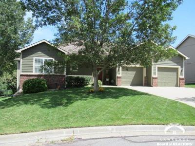 Lawrence Single Family Home For Sale: 910 N Riverside Ct