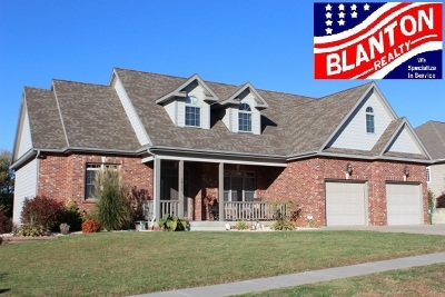 Manhattan Single Family Home For Sale: 2412 Sumac Drive