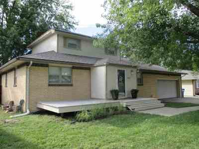 Single Family Home For Sale: 1310 Summit Street
