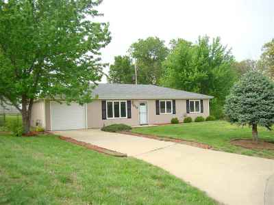 Ogden Single Family Home For Sale: 319 Clydesdale