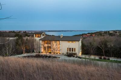 Manhattan Single Family Home For Sale: 6650 Harbour Haven