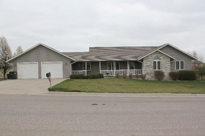 Clay Center Single Family Home For Sale: 2320 8th