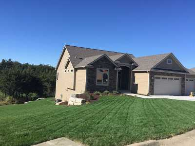 Wamego Single Family Home For Sale: 2802 Cedarsprings Lane