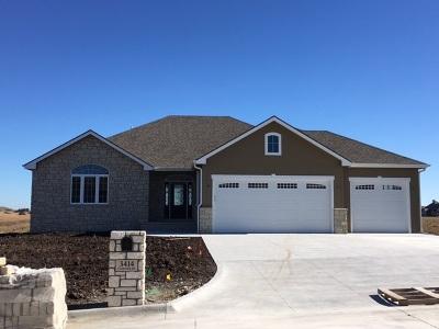 Riley County Single Family Home For Sale: 3414 Eldridge