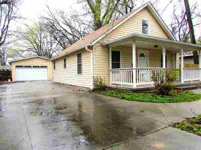 Ogden Single Family Home For Sale: 527 12th