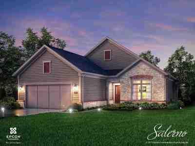 Manhattan Single Family Home For Sale: 4607 Lichen