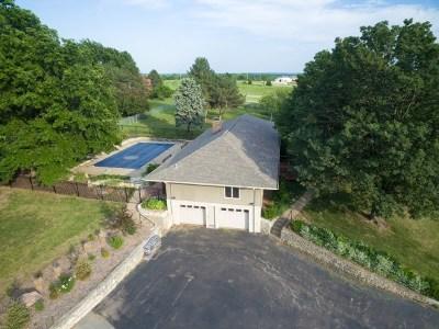 Wamego Single Family Home For Sale: 14670 Royal