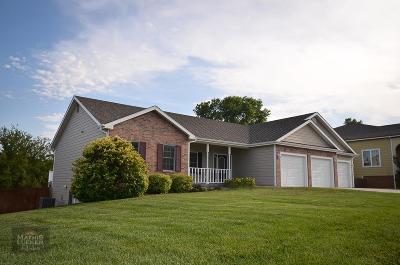 Single Family Home For Sale: 1515 Mistletoe