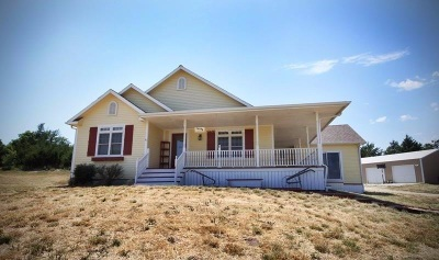 Single Family Home For Sale: 7530 McGeorge