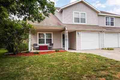 Manhattan Single Family Home For Sale: 2721 Kirkwood