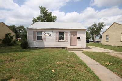 Junction City Single Family Home For Sale: 316 W Home