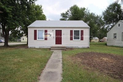 Junction City Single Family Home For Sale: 313 W 18th