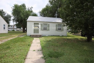 Junction City Single Family Home For Sale: 317 W 18th