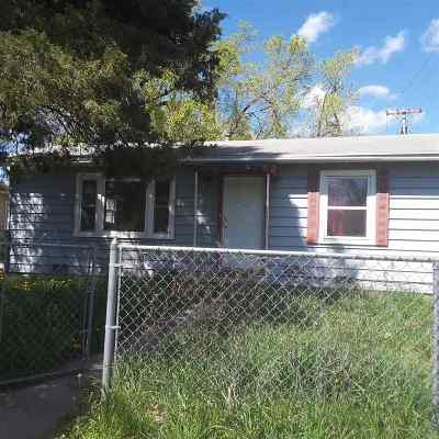 Junction City Single Family Home For Sale: 1016 W 14th