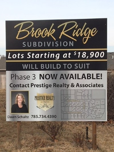 Wamego Residential Lots & Land For Sale: Meadowlark Lane