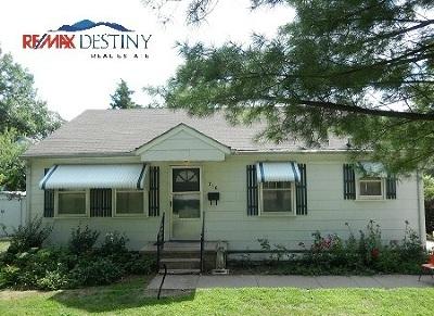 Manhattan Single Family Home For Sale: 716 Harris Avenue