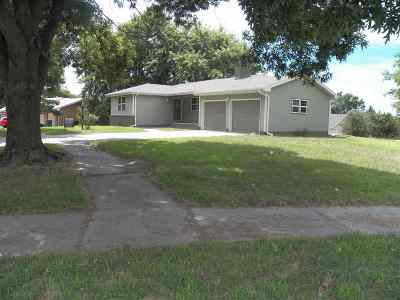 Wakefield Single Family Home For Sale: 1005 Lakeside