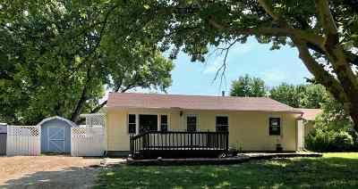 Manhattan Single Family Home For Sale: 2012 Green