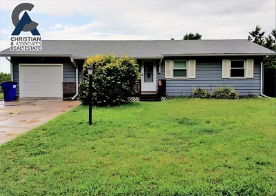 Single Family Home For Sale: 2001 W 17th
