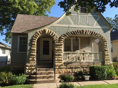 Single Family Home For Sale: 328 W 5th