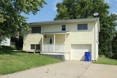Single Family Home For Sale: 1708 W 17