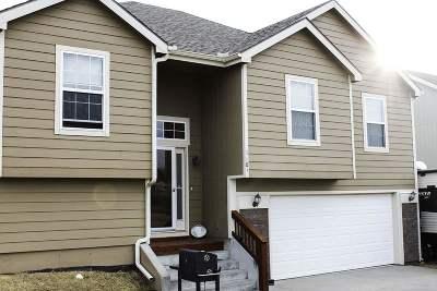 Single Family Home For Sale: 3101 Oakwood