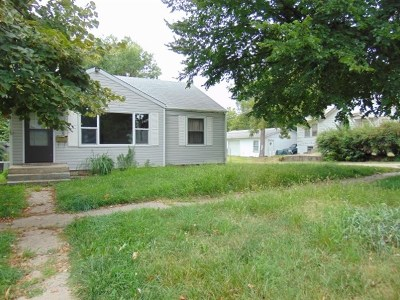 Clay Center Single Family Home For Sale: 1611 7th