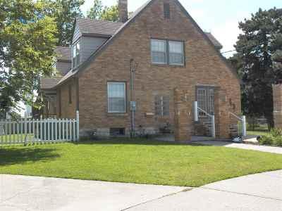 Single Family Home For Sale: 1001 W Chestnut Street