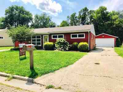 Single Family Home For Sale: 1444 W 11th