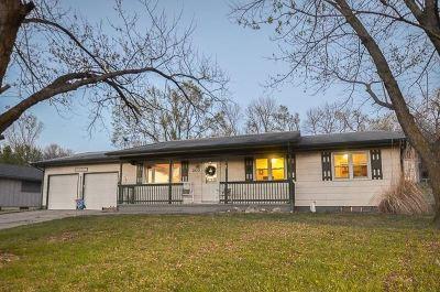 Single Family Home For Sale: 203 S Eisenhower