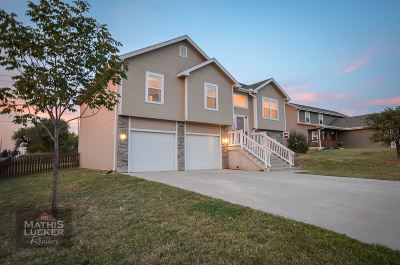 Single Family Home For Sale: 2710 Hackberry
