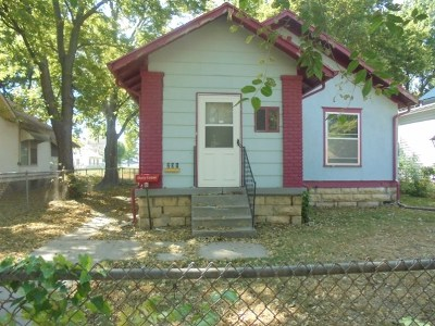 Junction City Single Family Home For Sale: 231 W 9th