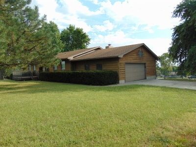 Milford Single Family Home For Sale: 7014 Rockwood