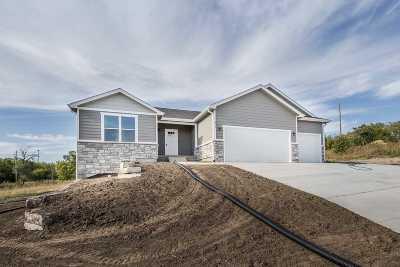 Single Family Home For Sale: 511 Prairie Meadow
